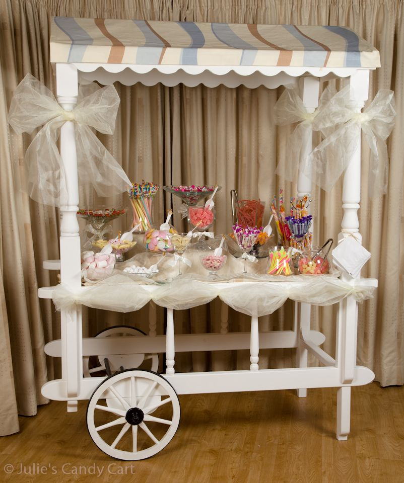 Renfrewshire Wedding Directory: Julie's Candy Carts