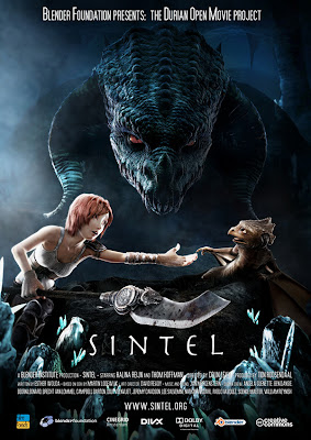 Sintel Movie Poster