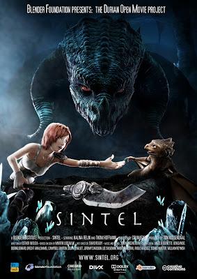 Sintel Movie Poster