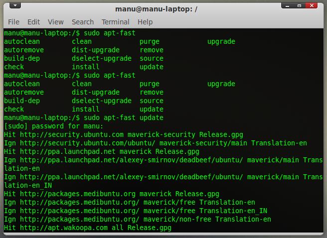 Apt-Fast Accelerates Your Apt-Get Download Speeds