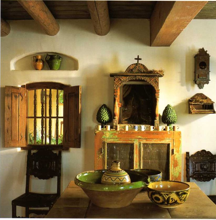 Mexican Home Decorations: Saffron And Silk: Oh Mexico