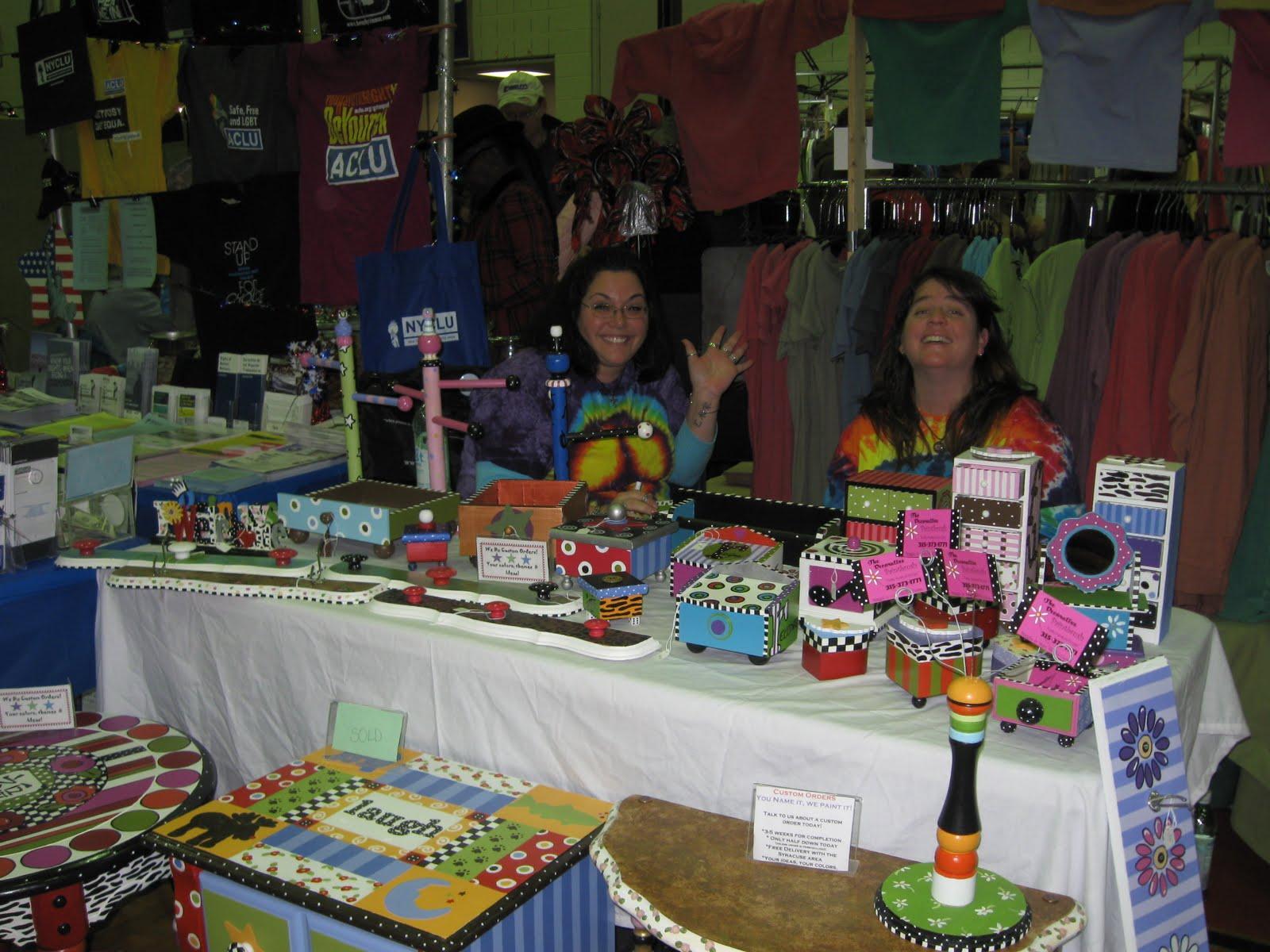 Plowshares Craft Show