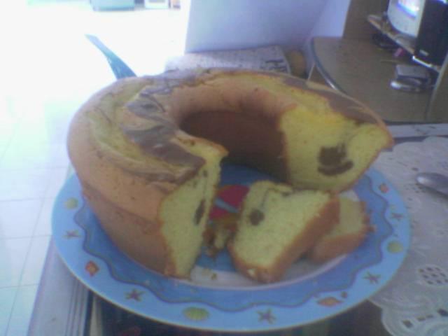 Resep Cake Jadul Sederhana: SALMA LOYANG: Resep Sponge Cake