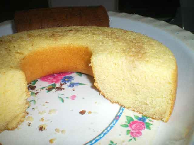 SALMA LOYANG: Resep Sponge Cake