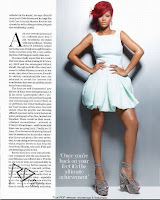Rihanna Covers Marie Claire Magazine Photos