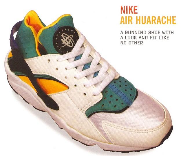 63fd9feaa4ab1 Hola hoy les queremos mostrar la primera Nike Huarache para Basketball.