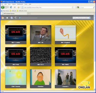 ONELAN Pioneers Multi-unicast for IPTV streaming | Onelan