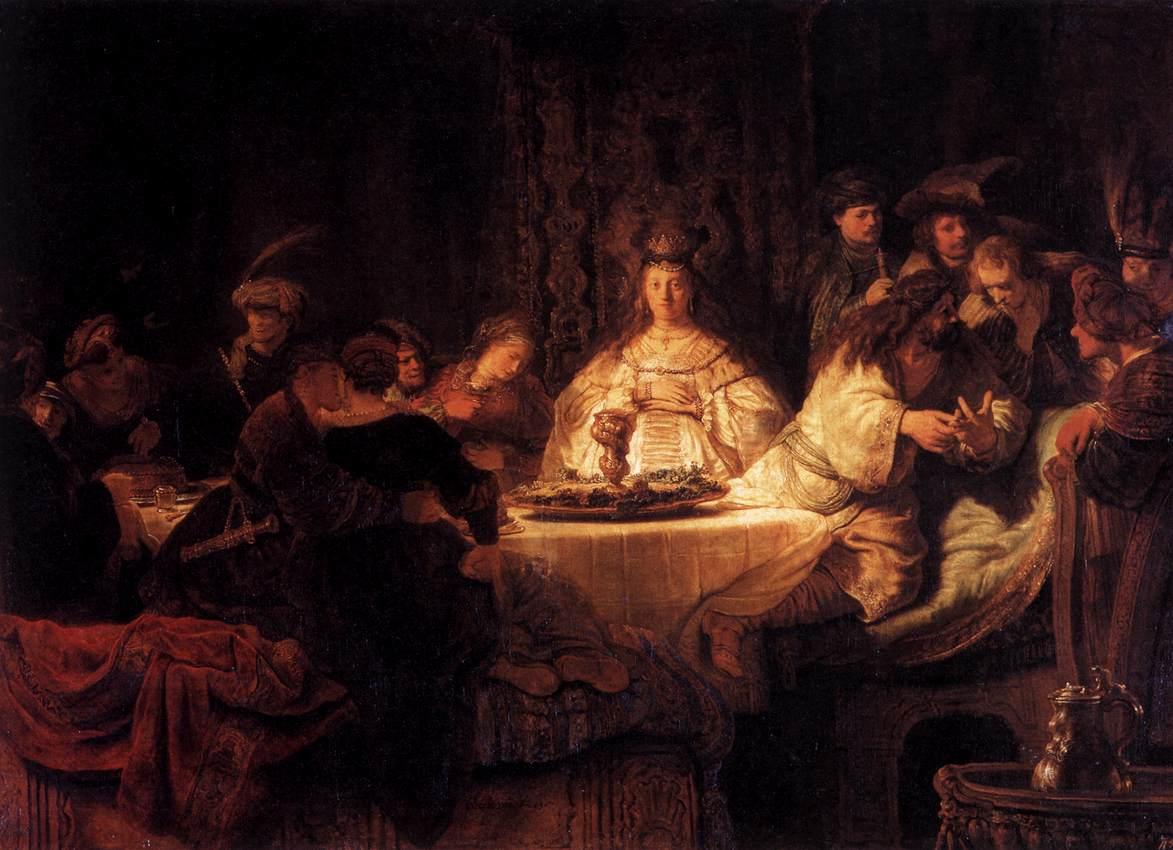 Jesus and caravaggio