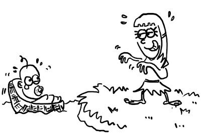 Bible Cartoon: September 2010