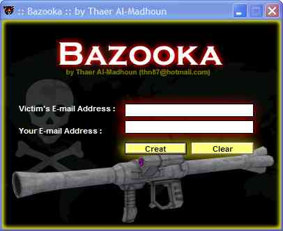 bazooka hacker msn 2009