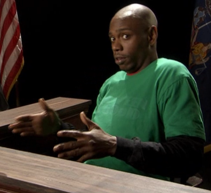 Virtual Iansanity: Ten Best Chappelle Show Sketches, Part 1