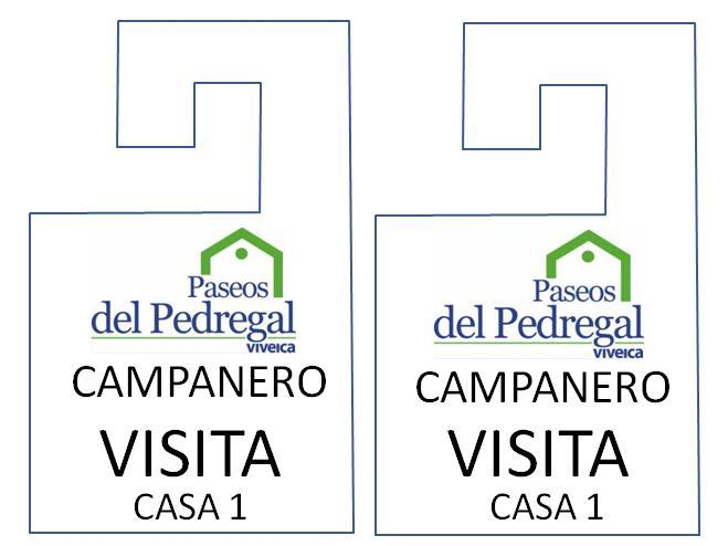 Condominio Campanero/Paseos del Pedregal COTIZACIÓN SERVICIO DE - formatos para gafetes