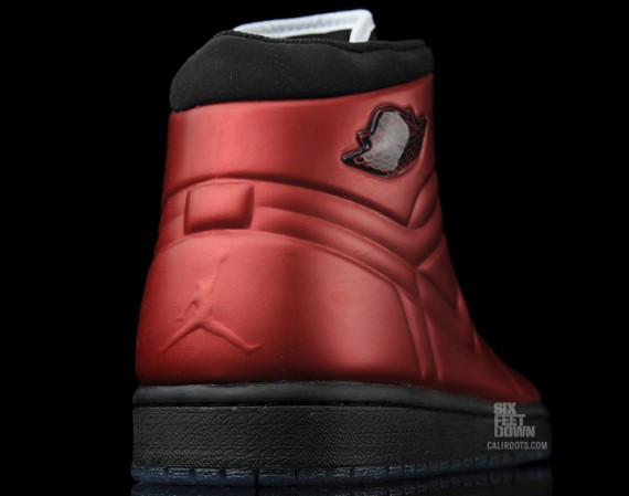 The new NBA season kicked off with the highly anticipated Air Jordan 1  Anodized Armor ... 4a2e3e0c55