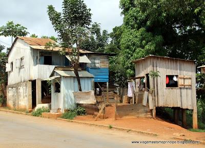 Resultado de imagem para pobreza São Tomé e Príncipe