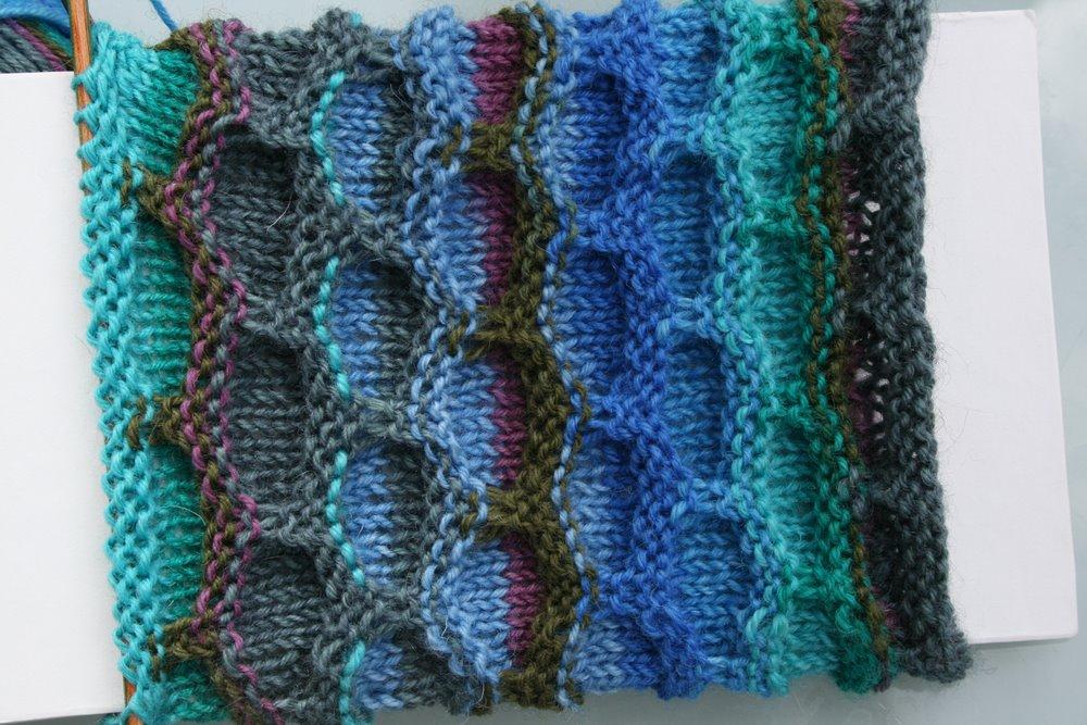 Knitting Needles Sounding