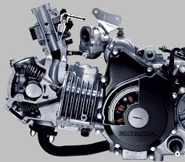 EFI (Electronic Fuel Injection) Pada SepedaMotor