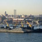 Brooklyn Navy Yard 1 - From the Williamsburg Bridge.
