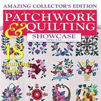 i'm featured in Australian Patchwork & Quilting