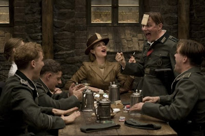 Inglourious Basterds is Quentin Tarantino's latest movie.