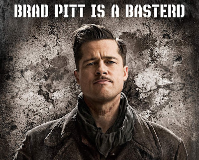 Brad Pitt - Inglourious Basterds Movie