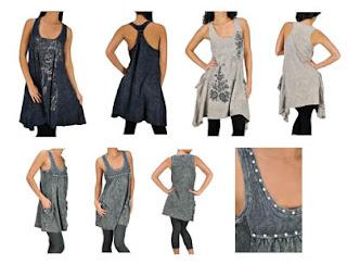965713908b707 T-Party Dress that can double as a Fun Top w Niki Biki Crop Leggings ...