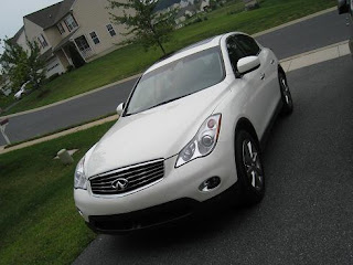 The Infiniti Ex35 An All New Vehicle For 2008 Model Year Is Marketed As A Crossover Albeit Carlike One Can Market However