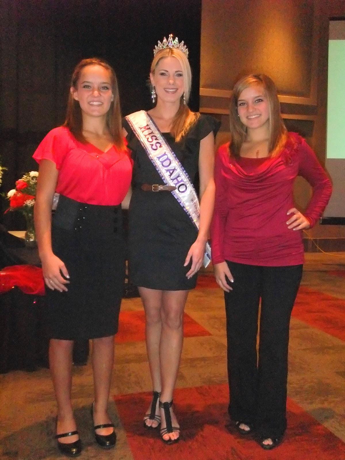 Heather Marie Mallary-Orchard: Miss Idaho USA 2011 Pageant