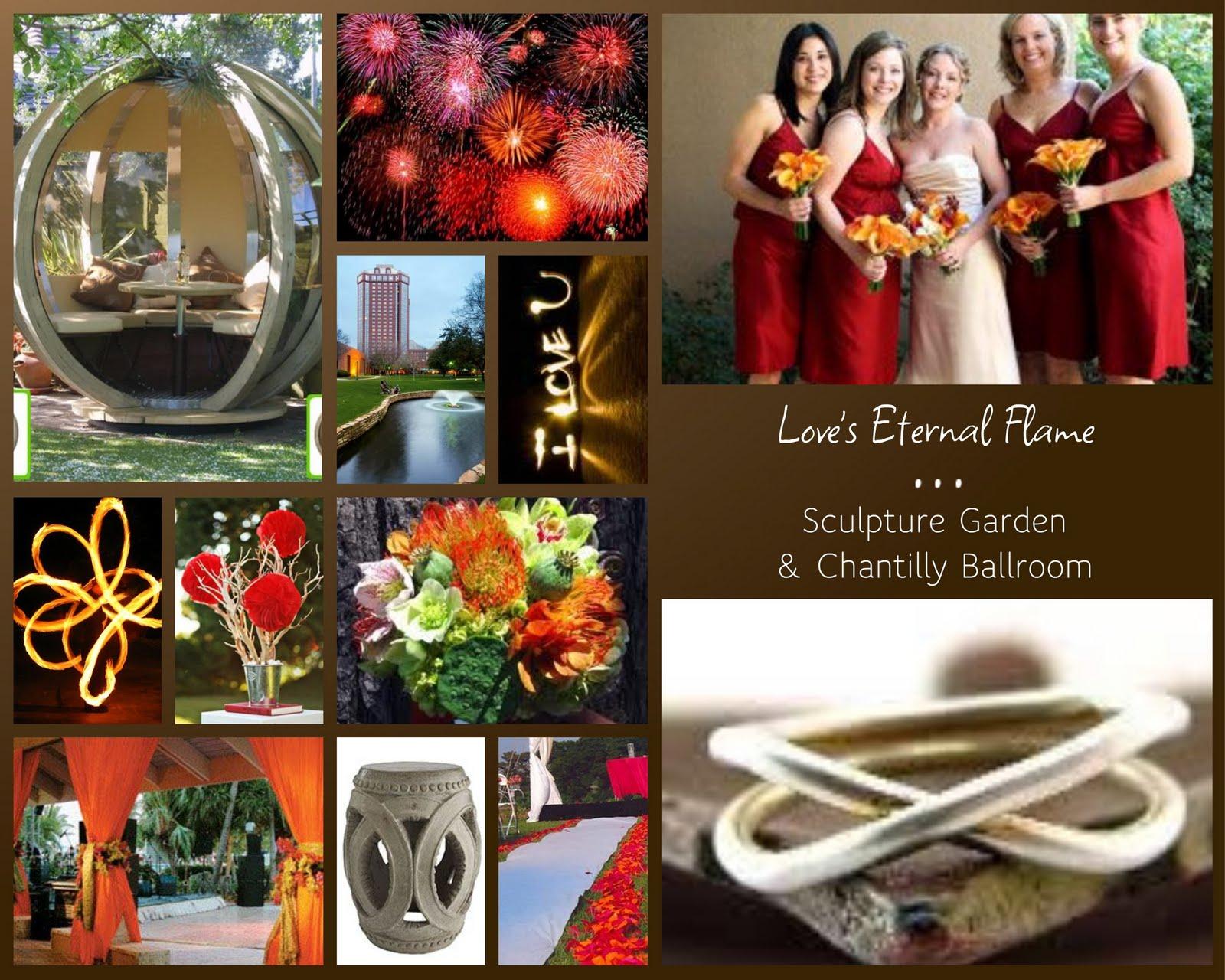 Wedding Theme Love S Eternal Flame