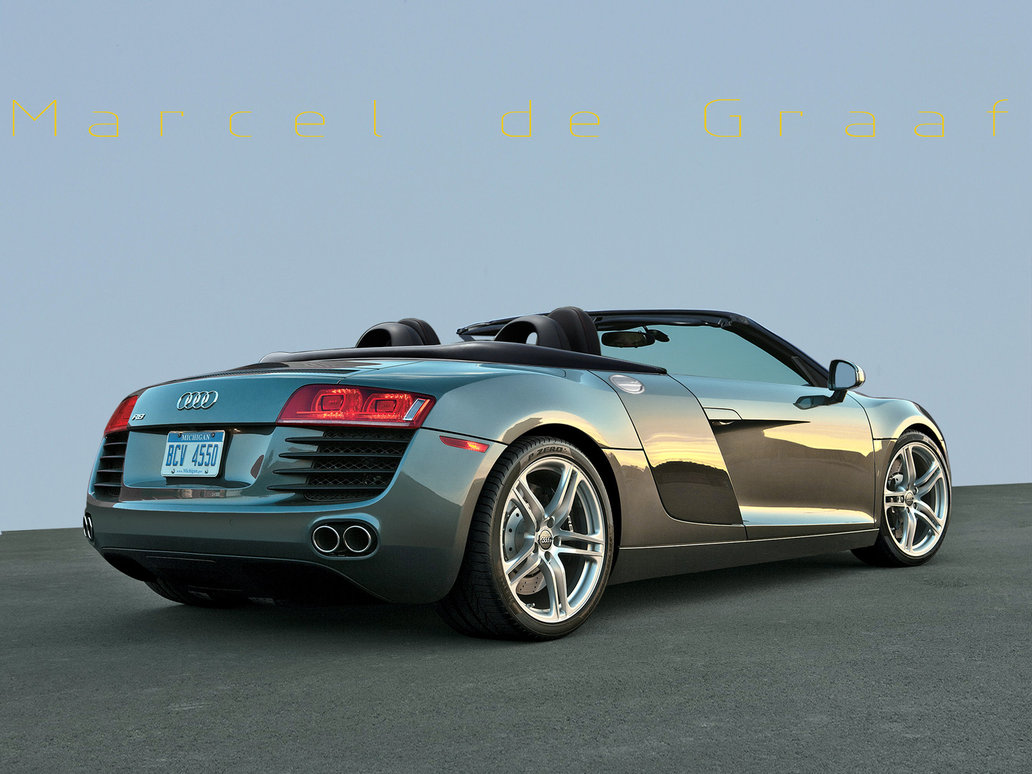 posticipata l 39 audi r8 cabrio e il v12 tdi autostyle. Black Bedroom Furniture Sets. Home Design Ideas