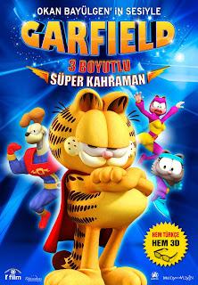 Garfield Süper Kahraman film izle