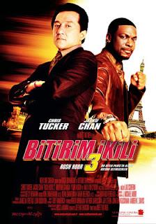 Bitirim İkili 3  Rush Hour 3 film izle