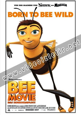 Arı Filmi - Bee movie Film izle