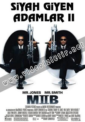 Siyah Giyen Adamlar 2 - Men in Black 2 Film izle