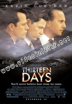 Thirteen Days - Yakın Tehlike film izle