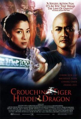 Kaplan ve Ejderha Crouching Tiger Hidden Dragon film izle