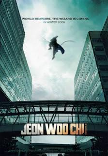 Woochi film izle