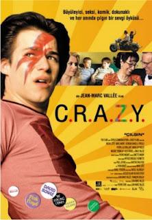 C.R.A.Z.Y - Çılgın Türkçe Dublaj film izle
