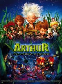 Arthur Maltazar'ın İntikami film izle