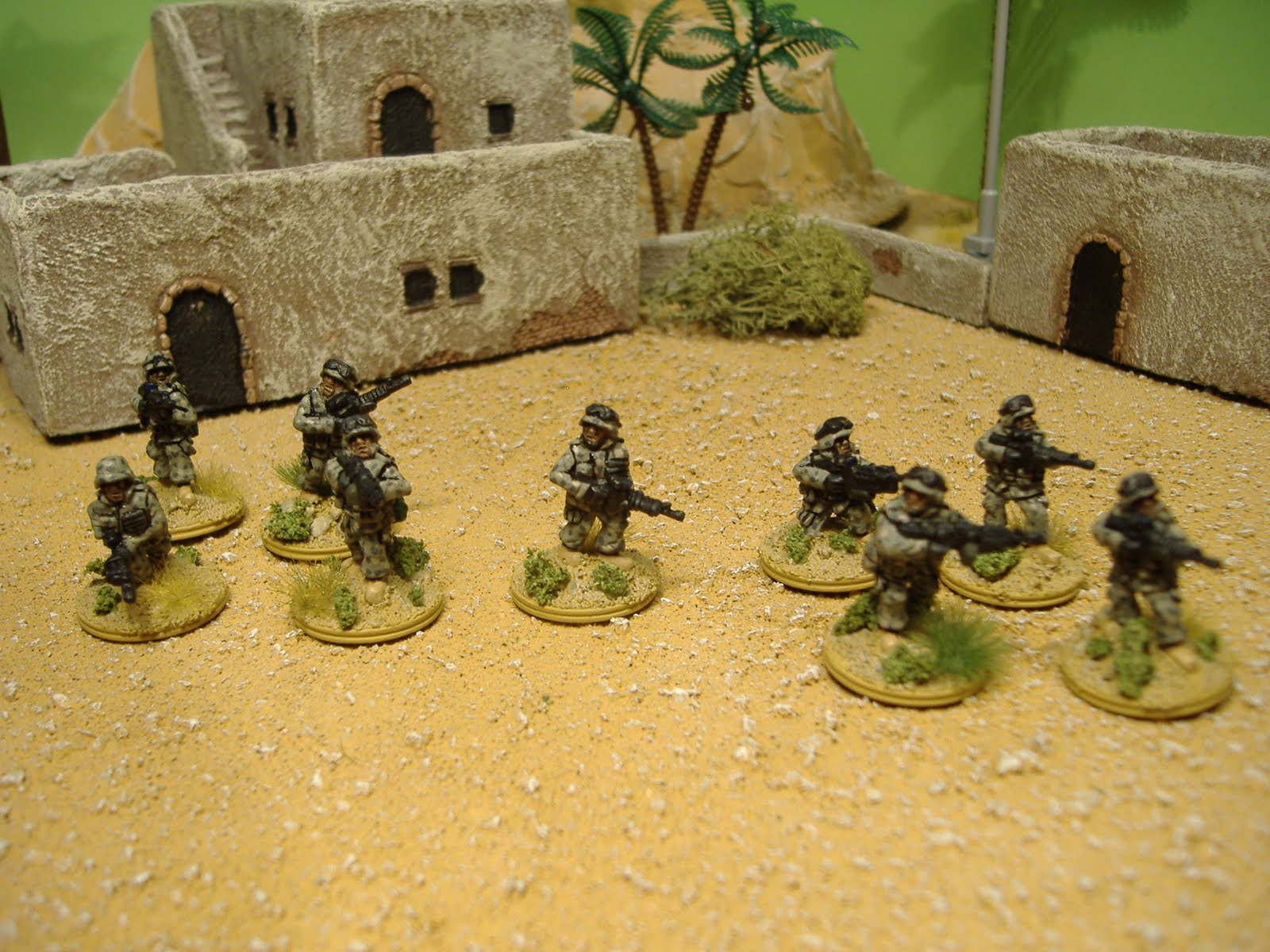 SmallScaleOperations Wargaming Moderns Historical And Sci Fi With 15mm 20mm And 28mm