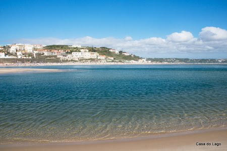 Obidos Lagoon...beaches, nature, water sports