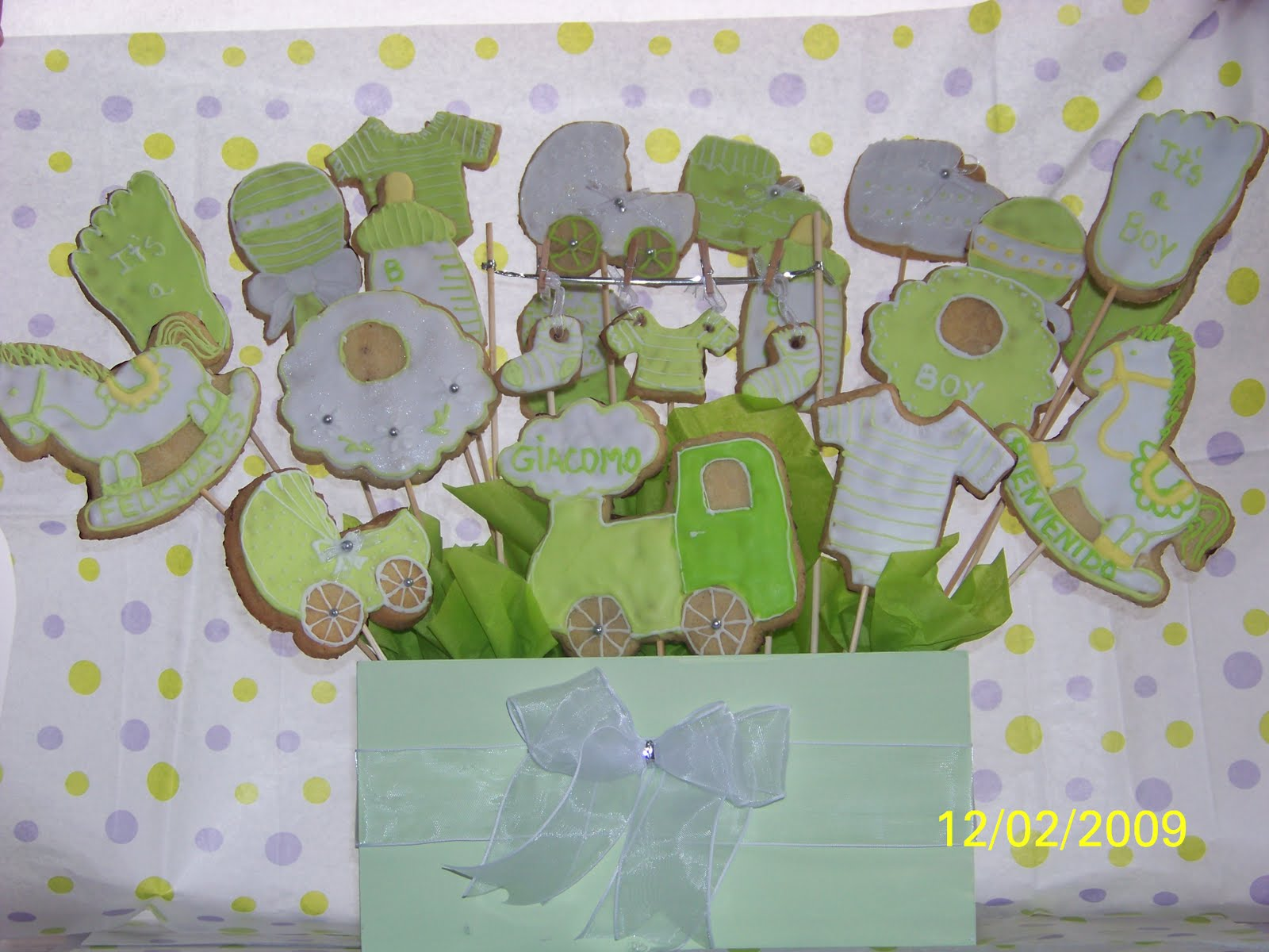 Galletas Decoradas Baby Shower Galletas Decoradas Muffins Tachi Baby Shower