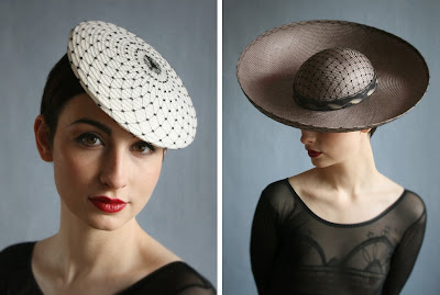 6317bf0de96 Teagan Tall  William Chambers Millinery  Spring Summer 2010
