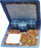 Pop-up Present Card, featuring PaperFaces Designs