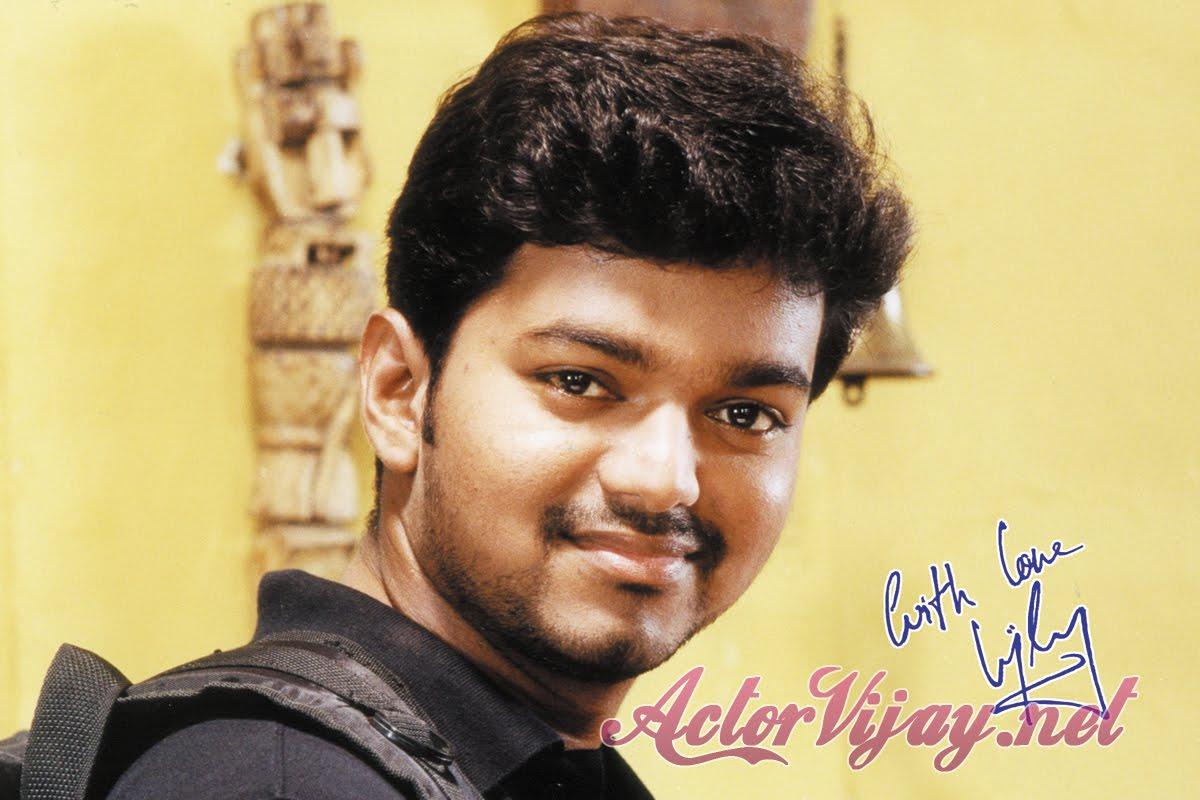 Free Download Tamil Actor Vijay Wallpapers