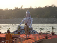Lord Shiva statue image for PT education blog Sandeep Manudhane SM sir