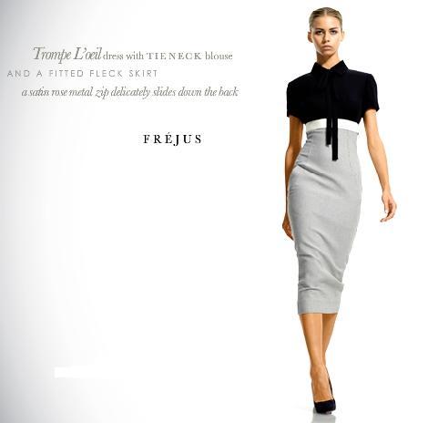Первая коллекция платьев от Виктории Бекхэм уже в продаже.