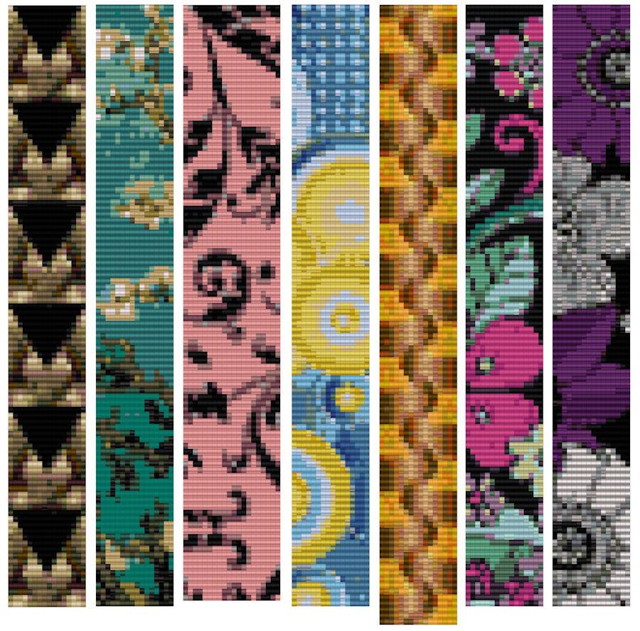 Beading Bracelets Patterns Free Patterns