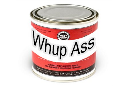 Dr Whup Ass 5