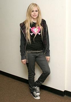 Biografia de Avril Lavigne
