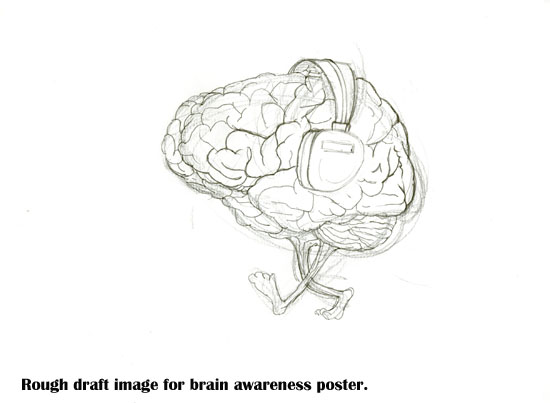 critical Practice: Brain Awareness research: 250 Word